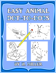 here are my animal dot to dot books that you can purchase on currclick