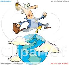 traveling salesman images Royalty free rf clip art illustration of a cartoon traveling jpg
