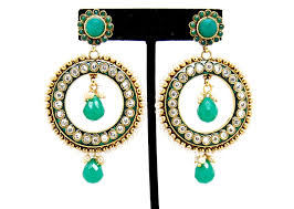 gold earrings with price exclusive one gram gold earrings azerp1g002 ggr jewelry