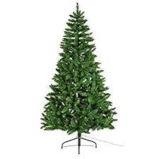 6ft christmas tree green spruce 180 light pre lit christmas tree 6ft co uk