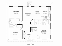 small home floor plans open 4 bedroom house plans open concept awesome small open concept