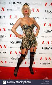 paris hilton at her halloween party at lax nightclub inside the