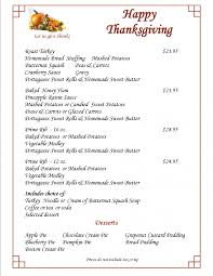 thanksgiving fantastic thanksgiving menu photo inspirations day