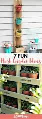 7 fun herb garden ideas