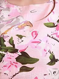 Swayam White N Pink Floral Floral Dresses Buy Floral Print Dresses Online Myntra