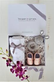 baby gift sets baby gift set metallic the baby gift box