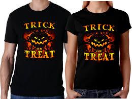 Halloween T Shirt Costumes Halloween Jack O Lantern Men Women Shirt Spooky Trick Or Treat