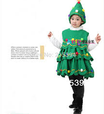 Christmas Tree Costume For Kids - clothing look picture more detailed picture about kids cosplay