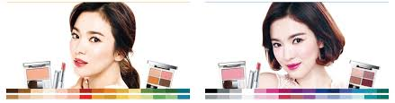 Choosing The Right Hair Color Cool Vs Warm What Is My Undertone Phygge K Beauty Uk