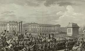 helped write the federalist papers 6 a new nation the american yawp the mounting body count of the french revolution included that of the queen and king