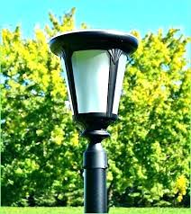 outdoor light pole mount outdoor light pole mount commercial outdoor post pier lights light
