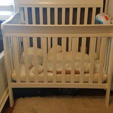 Delta Mini Crib Best Delta Mini Crib With Mattress And Two Pair Of Sheets For Sale