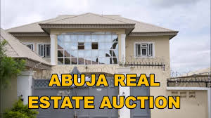 abuja real estate auction 2 youtube