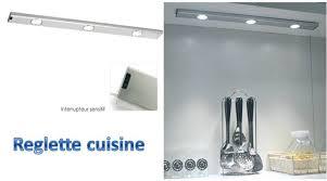 spot cuisine sous meuble eclairage sous meuble à led 70cm