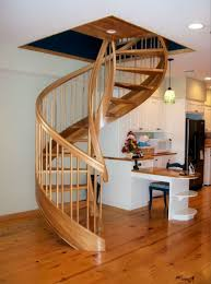 wood spiral staircase plans wood spiral staircase kits