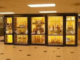 trophy display cabinets trophy display cabinets 26 with trophy display cabinets edgarpoe net