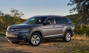 vw atlas 2018 volkswagen atlas first drive review autonxt