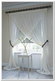 Curtain Hanging Hardware Decorating Curtains Ways To Hang Decor Different Stylish Hanging