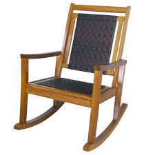 Rocking Chair Cushion Sets Black Wicker Rocking Chair Design Home U0026 Interior Design