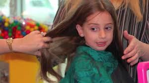 charlotte u0027s first haircut youtube