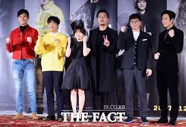 Along With The Gods Studded Cast Of K Along With The Gods