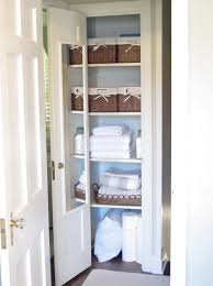 small linen closet ideas home design ideas
