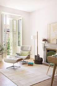 Charles Eames Lounge Chair White Design Ideas Modern Stahl House Ottomans And Cereal Magazine