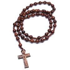 catholic rosary handmade wooden rosary 10 pack lighthouse catholic media
