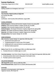 er nurse resume objective er rn resume resume cv cover letter