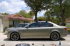 e60 integrated roof rack bimmerfest bmw forums