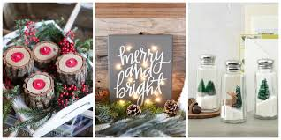 Make Christmas Decorations At Home by 35 Diy Homemade Christmas Decorations Christmas Decor You Can Make