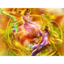 hwa 034 wholesale low price diy diamond painting home decor fairy