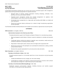 resume sles for executive assistant jobs sales assistant job resume sle resume