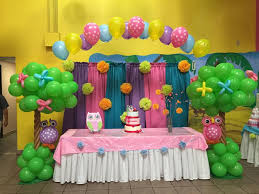 owl balloons balloon sculptures gumballs party room