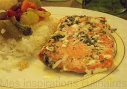 cuisiner pavé de saumon au four saumon au vinaigre balsamique recette sucrée salée le