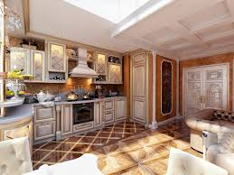 The Latest Kitchen Designs by Luxury Kitchen Design And The Latest Class Exclusive Home Design