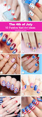 10 best 4th of july nail designs to try this weekend