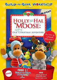 amazon com build a bear presents holly u0026 hal moose our