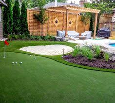 Diy Backyard Putting Green by Putting Greens In Las Vegas Nv Synthetic Putting Greens