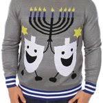 happy hanukkah sweater hanukkah chanukah sweaters