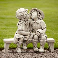 boy figurine ornament large garden statue s s shop