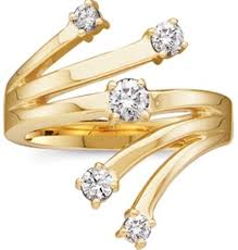 finger ring designs for 15 american diamond jewellery designs stylesatlife