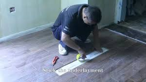 Water Got Under Laminate Flooring How To Replace A Damaged Floor Panel Rmvb Youtube