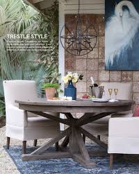 Pottery Barn Extension Table by Remarkable Living Spaces Dining Room With Additional Blake Ii 7