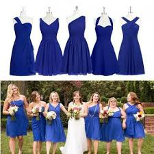 cheap royal blue bridesmaid dresses royal blue bridesmaid dress bridesmaid dress chiffon