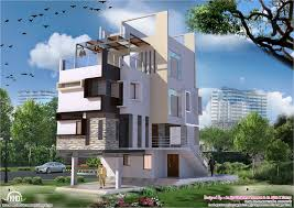 contemporary villa in 2700 sq feet kerala home design and floor