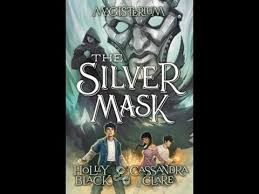 silver mask the silver mask by black