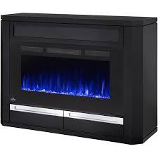napoleon alanis 54 inch electric fireplace black nefp42 1815b