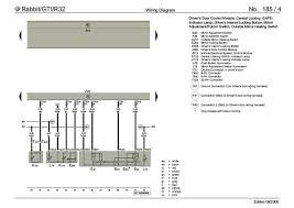 vw golf door wiring diagram vw wiring diagrams instruction