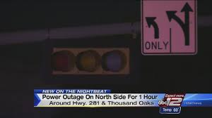 Cps Energy Outage Map Crews Respond To Large Power Outage In North San Antonio